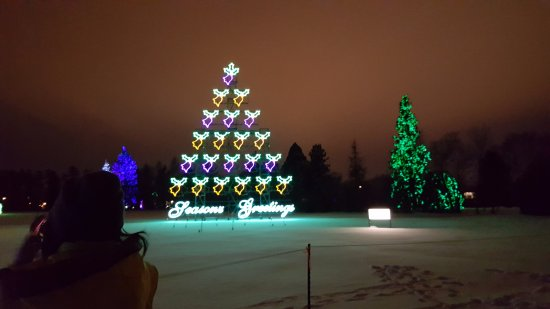 Saskatoon Forestry Farm Park & Zoo: Seasons Greetings