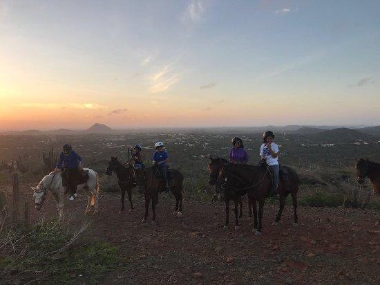 Santa Cruz, Aruba: Thanks for choosing to ride with us! #aruba #horsebackriding #beach www.rancholocoaruba.com