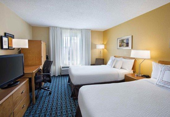 Merrillville, IN: Guest room