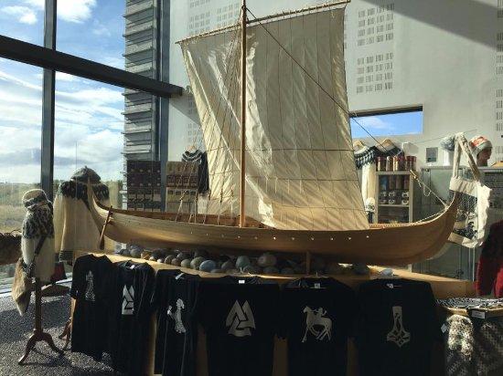 Viking World: 維京船