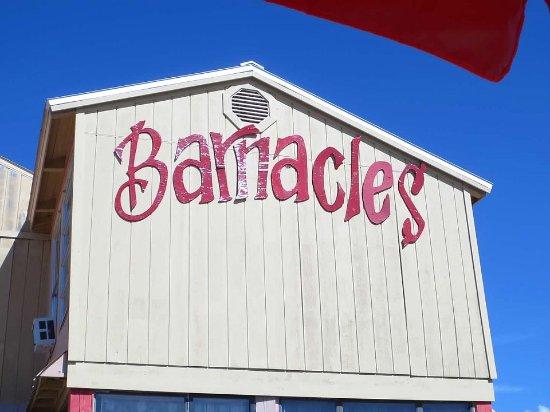 North Captiva Island, FL: Barnacles Restaurant