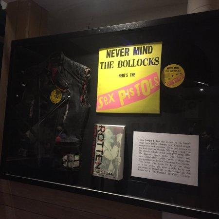 The Irish  Rock 'N' Roll Museum Experience: photo2.jpg
