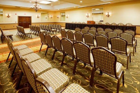 Auburn, NY: Meeting room