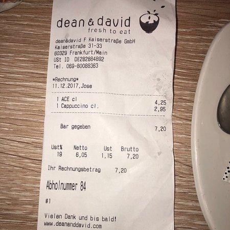 Salmon And Avocado Bowl Picture Of Dean David Frankfurt