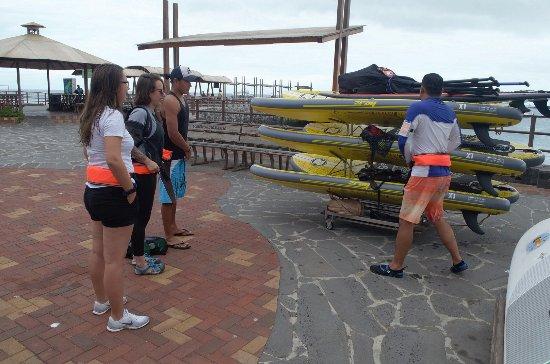 Puerto Baquerizo Moreno, Ecuador: Equipment recognition and safety tips