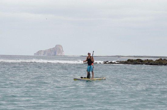 Puerto Baquerizo Moreno, Ecuador: Walk on the sea in Isla Lobos