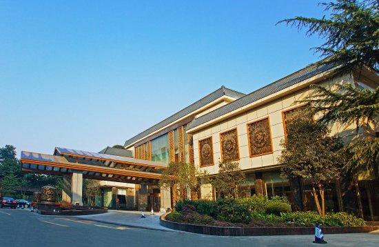 Wangjiang Hotel : 外观