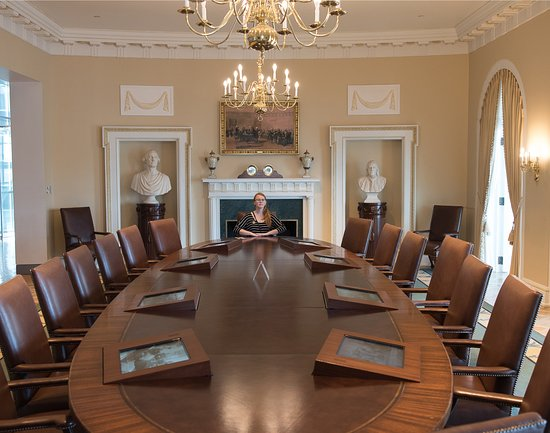 The Cabinet Meeting Room Picture Of William J Clinton Presidential Library Little Rock Tripadvisor
