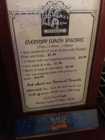 Uncle Jack's Pizzeria & Pub : photo0.jpg