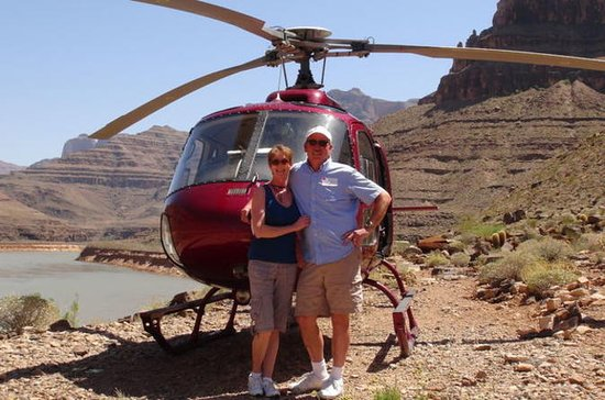 Tour in elicottero del Grand Canyon 4