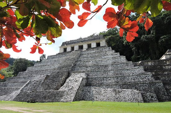 Palenque Archaeological Site from...