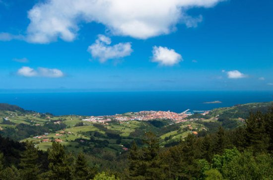 Bilbao Shore Excursion: Biscay Coastline and Villages with...
