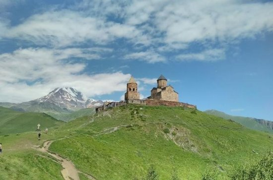 Gudauri and Kazbegi Private Day Trip...