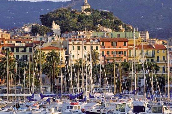 Italiensk Markets Tour i San Remo og...