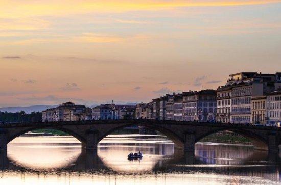 Gondel: eine 2-stündige Panoramatour auf einem echten florentinischen...
