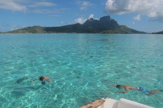 Crucero por la laguna Bora Bora de...