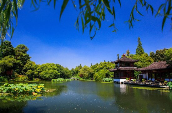 Private Hangzhou Day Trip by Bullet...