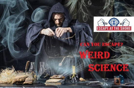 New Jersey Weird Science Interactive...