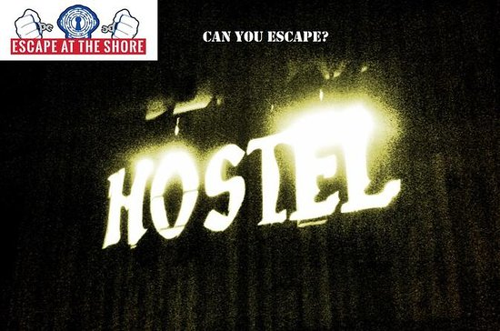 O Hostel Interactive Escape Room, em...