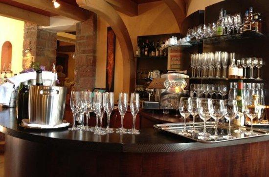 Cata de vino de Alsacia y Cremant