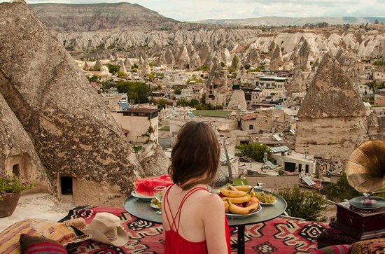 2 Days Cappadocia tours from Kayseri