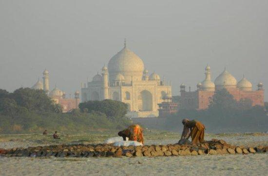 Non Shopping Agra Day Tour from Delhi