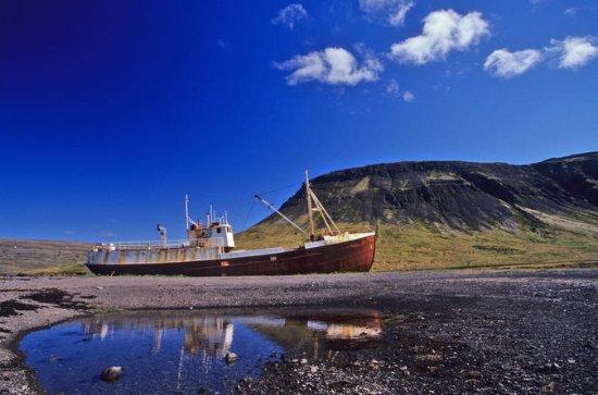 Gran tour de Islandia