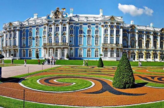 Tour of Pushkin Catherine Palace and