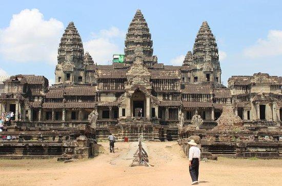 Ganzer Tag Angkor Wat - Tra Prohm...