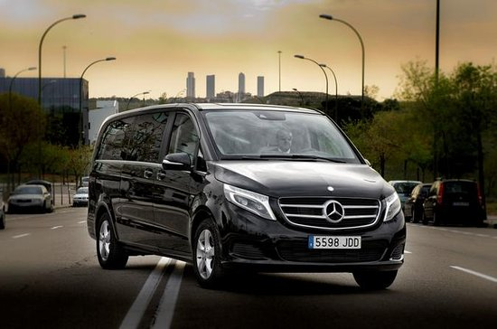 Arrival Private Transfer Luxury Van