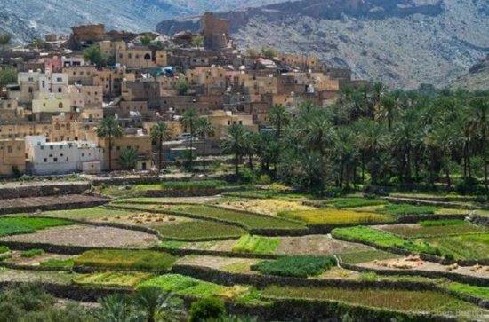 Billad Sayt (Day trip) 4WD :Oman...