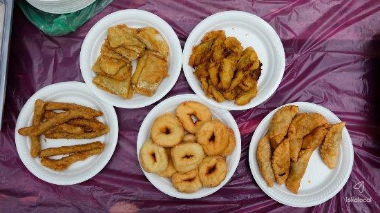 Bekok, Malaysia: Local snacks
