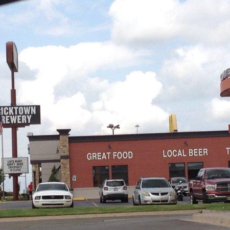 Shawnee, OK: Bricktown Brewery