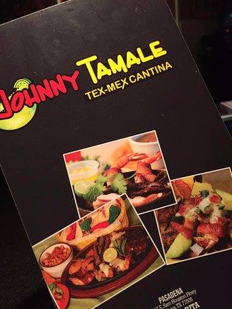 Pasadena, TX: Great menu!