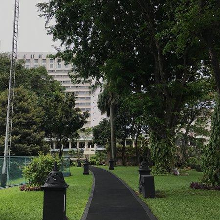 Hotel Borobudur Jakarta: Great Hotel, Great Facility