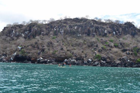 Puerto Baquerizo Moreno, Ecuador: Incredible scenario in Tijeretas Hill. Darwin Bay