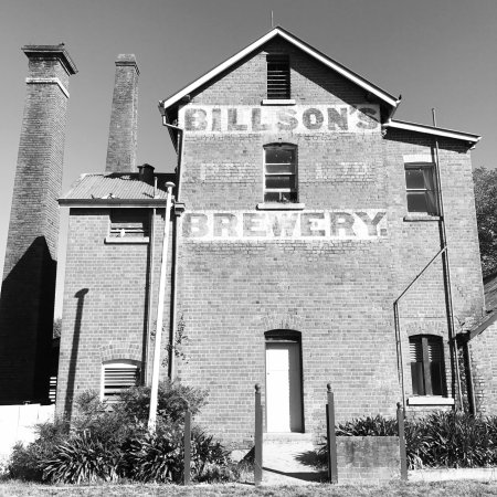Beechworth, Australia: Billson's Brewery
