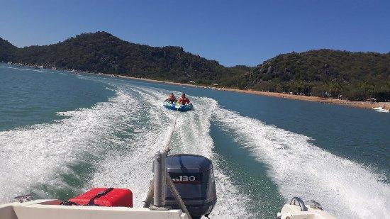 Остров Магнетик, Австралия: Horseshoe Bay Water Sports