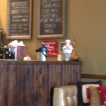 Woodward, OK: Cafe Eden