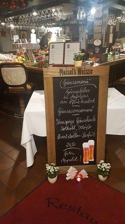 Recklinghausen, Germany: Restaurant Aolt Surk