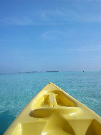 Maafushi Island: Best Kayak Experience