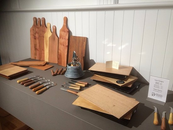 Launceston, Australia: Huon Pine Products On Display