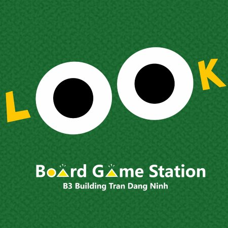 ‪LOOK - Board Game Station‬