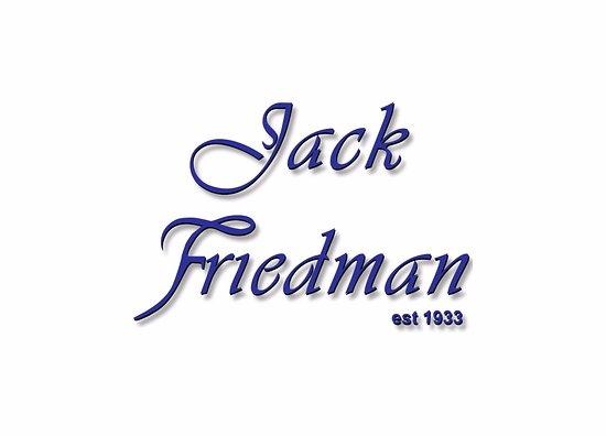 Sandton, Sudáfrica: Jack Friedman Logo