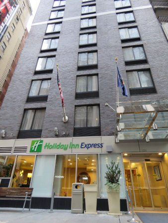 Holiday Inn Express New York City-Wall Street afbeelding