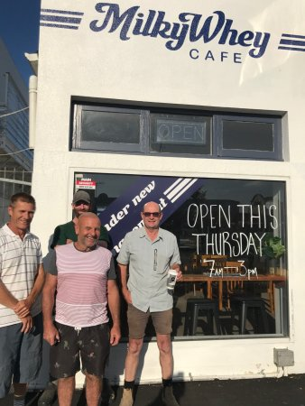 Foxton, New Zealand: Under new management! We are open Tuesday - Saturday