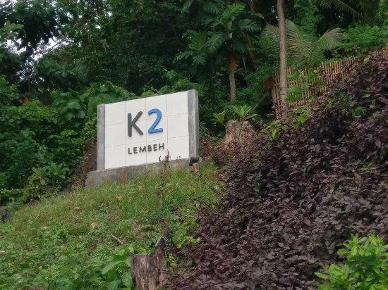Pulau Lembeh, Indonésia: K2 Dive Resort
