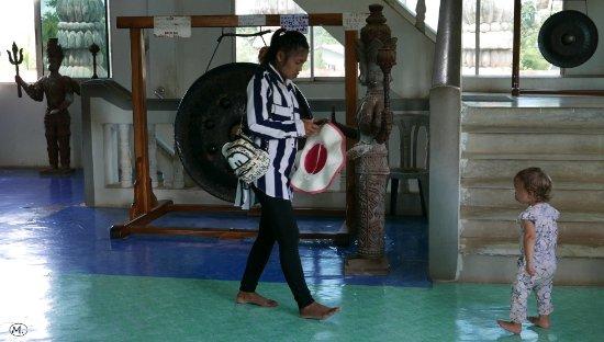 Nong Khai, Ταϊλάνδη: Begegnung