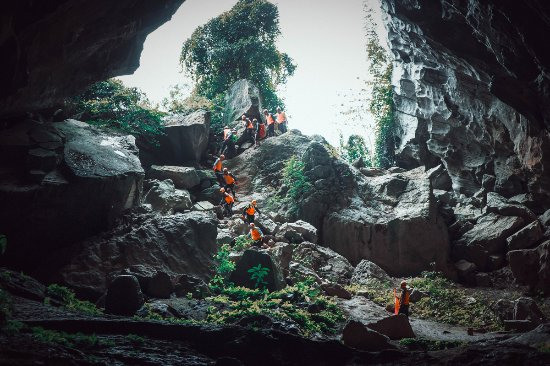 Quang Binh Province, Vietnam: Tu Lan Cave System - Photo provided by Oxalis Adventure