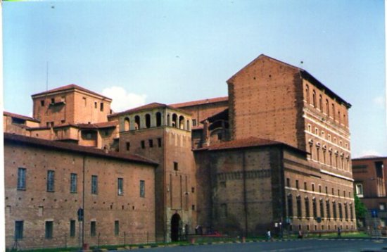 Piacenza, Włochy: Piazza Cittadella